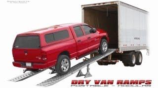 Portable Dry Van Ramps - 05-20-240-02-06M-High-REV1