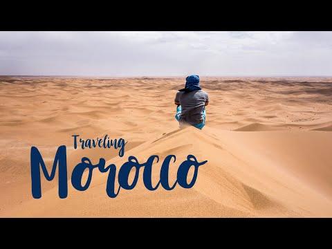 TRAVEL MOROCCO [HD] // Marrakesh - Sahara Desert - Atlas Valleys - Oases and much more!