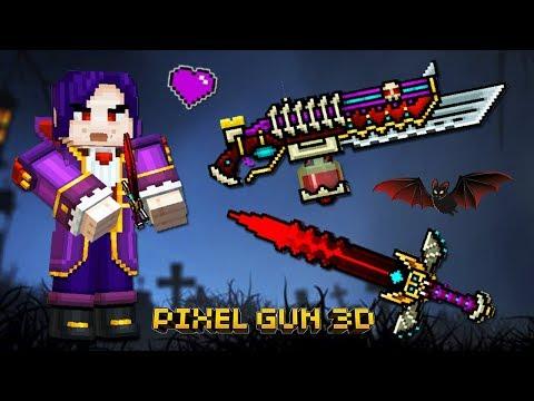 Pixel Gun 3D - Угнетатель Жизней и Меч Молчания 👻 (422 серия)