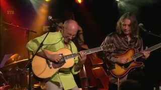 "The Guitar Gods: Larry Carlton and Robben Ford: ""I Put A Spell On You"" and ""Rio Samba+ (Acoustic)"