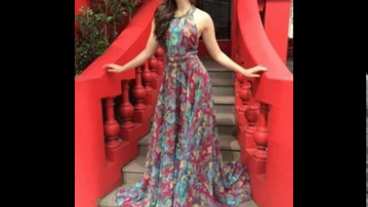 Fabuleux Mode 2018 Mode 2018 Mode Hiver 2017 robe longue avec les jeunes  FT88