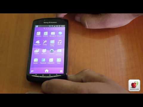Sony ericsson Xperia play completo análisis y tour por sus aplicaciones en HD