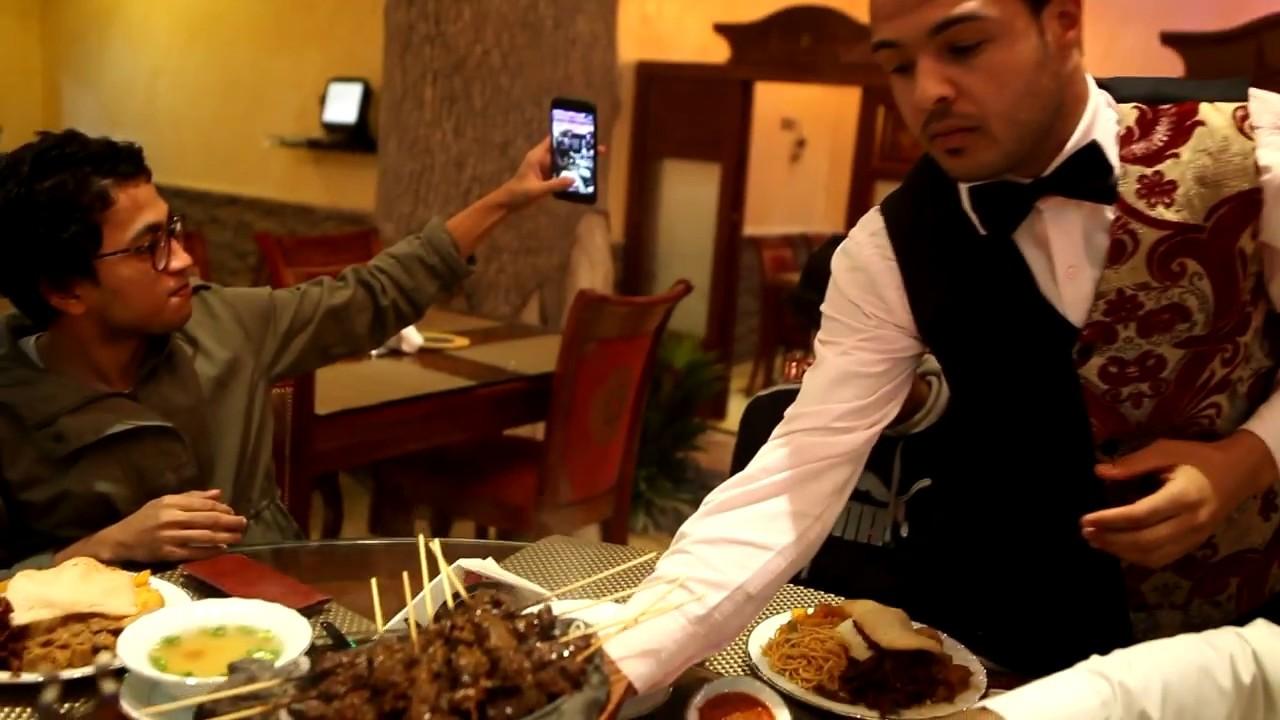 مطعم جنوب شرق آسيا Youtube