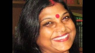 AJI GODHULI LOGONE (Rabindra sangeet) by Chandana Chowdhury