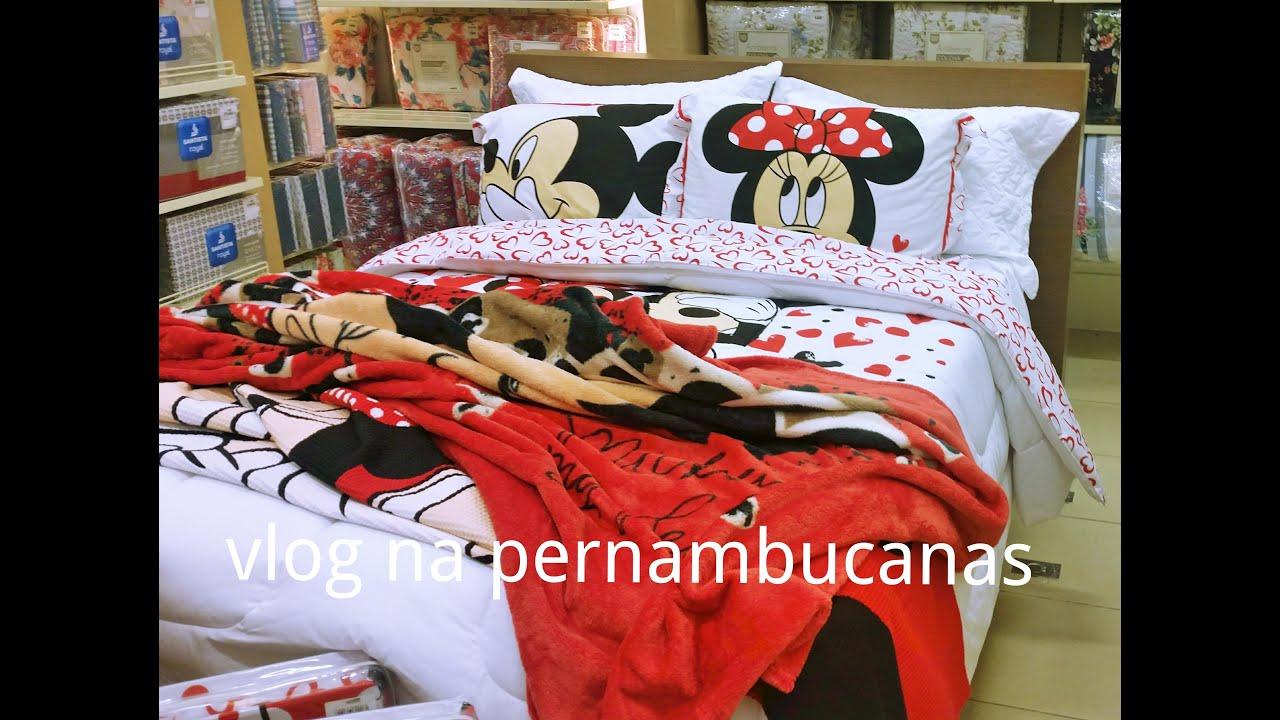 870eb09cc6 Vlog pernambucanas coleçao mickey e minnie - YouTube