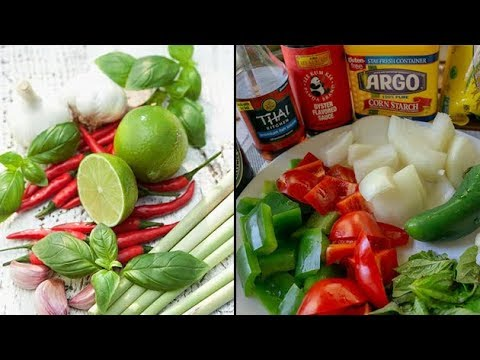A Guide For Essential Ingredients Used In Thai Cooking