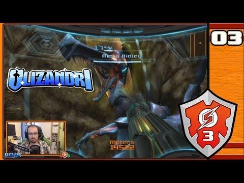 Metroid Prime 3: Corruption - Meta Ridley Ambush, Dark Samus Strikes, Phazon Infection - Episode 3