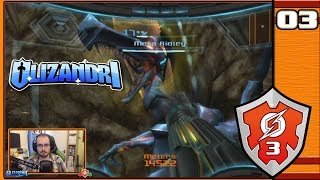 Metroid Prime 3: Corruption - Meta Ridley Ambush, Dark Samus Strikes, Phazon Infection - Episode 3