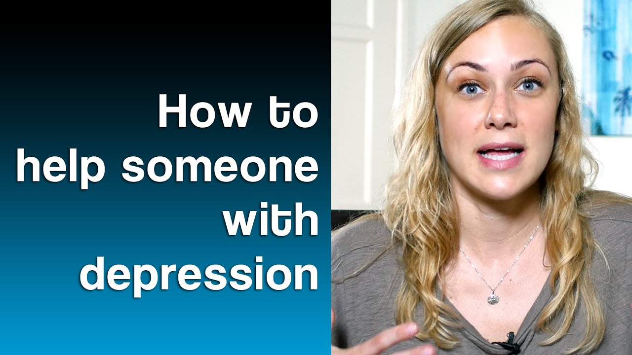 how to tell if someone has depressed