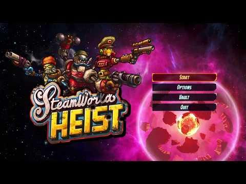 SteamWorld Heist Gameplay |