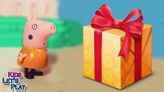 Свинка Пеппа – Сюрприз для Пеппы Peppa Pig