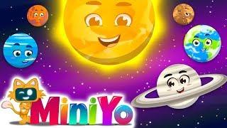 Gezegenler - Eğitici Çocuk Şarkıları Resimi