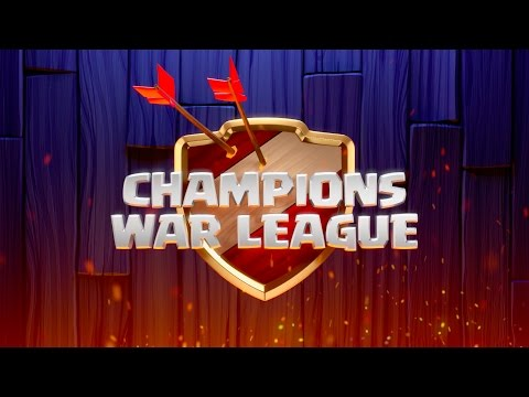 Thumbnail: Champions War League Admin Overview | Clash of Clans