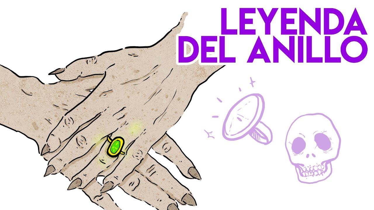 La LEYENDA del ANILLO   Draw My Life