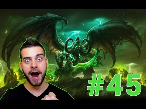 VÉGRE Lííídzsőn - World of Warcraft LEGION Béta #45