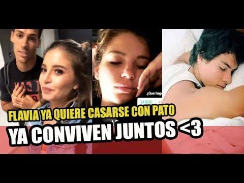 FLAVIA LAOS Y PATRICIO PARODI YA CONVIVEN COMO UN MATRIMONIO FELIZ