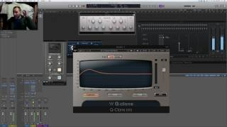 Understanding Compressors, EQ's & Limiters - Using Waves Qclone