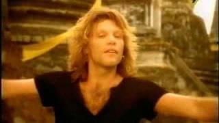 Jon Bon Jovi Tribute I Ll Cry For You Europe