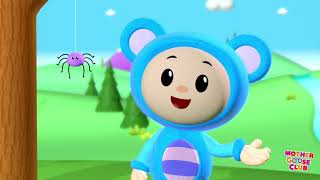 S Is for Spider Itsy Bitsy Spider Mother Goose Club Kid Songs and Baby Songs nFxJ0oAZ0Ws