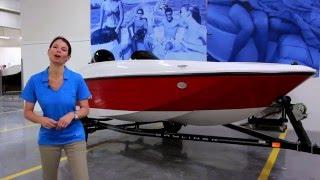 2016 Bayliner 16' Element Deck Boat