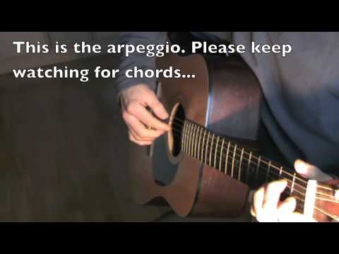 Tutorial Carmen Consoli [Blunotte] Intro only + chords... the tricky ...