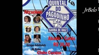 Quintal do Pagodinho e Adobaleh Cd Completo 2015 JrBelo