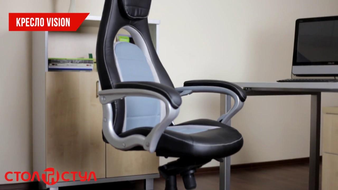 Игровые кресла VR Racer Atom & Zeus. Обзор геймерского кресла от .