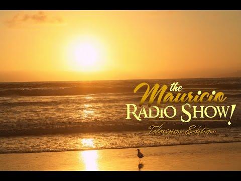 MAURICIO RADIO SHOW at The Beach! ENSENADA, MEXICO