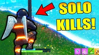 FORTNITE IMPULSE GRENADE KILLS!!! (Fortnite Battle Royale Solos Gameplay)