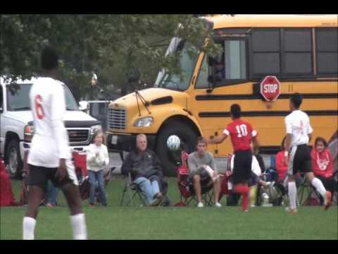 SHS Boy's Soccer vs  Beardstown Round 2 Regional