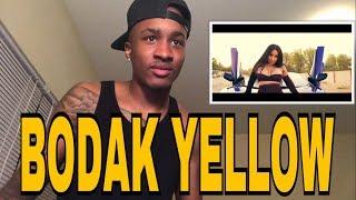 Cardi B - Bodak Yellow [Reaction]