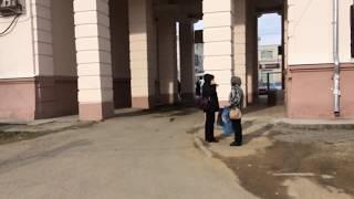 Рассказ жительницы двора об арке на пр. Мира, 21 в Нижнем Тагиле