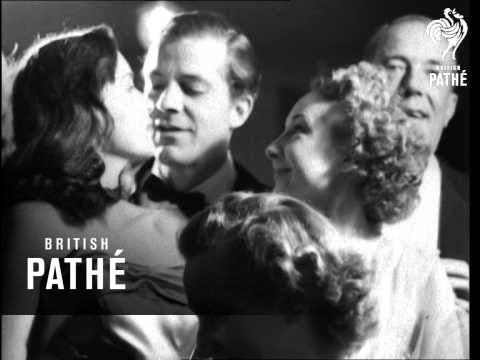 Film Ball Draws The Stars (1948)