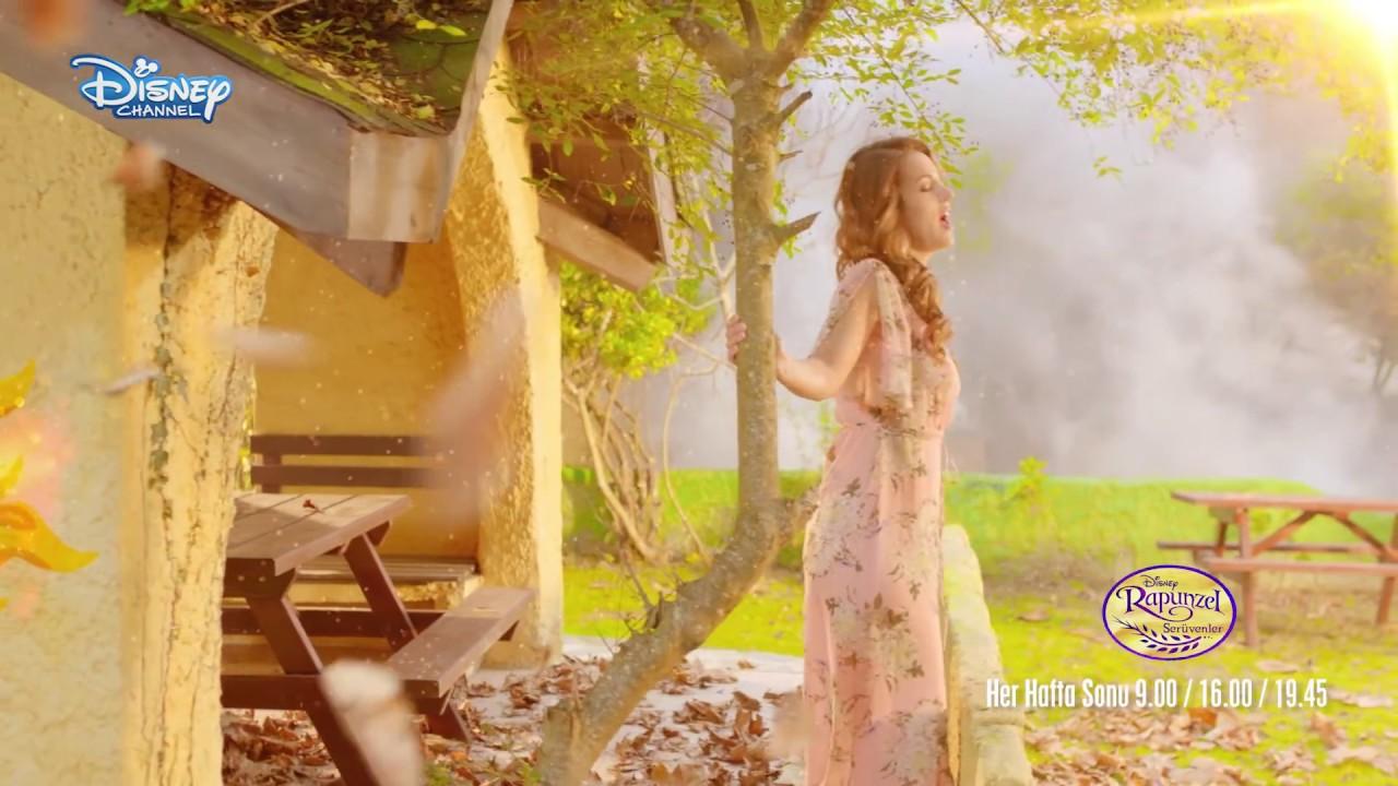İrem Sak'ın seslendirdiği Rapunzel şarkısı \