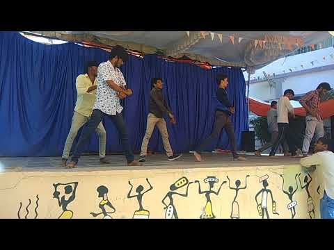 Harvest ...college seniors dance (jagadeesh) outstanding choreography...