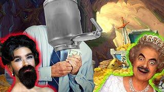 Бидон опоздал к принцессе Секретные бизнес советы как заработать денег от Бидона без вложений