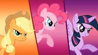 Мои Маленькие Пони Миссия Гармонии Мультфильм Супер Игра Для Детей / My Little Pony