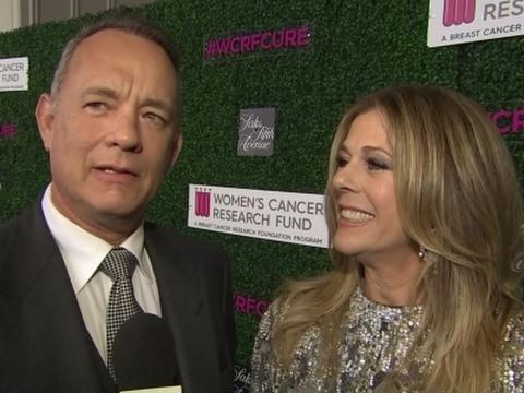 Tom Hanks joins fight against cancer