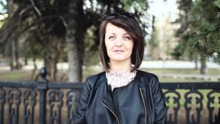 Оригинальное поздравление с Днем Рождения. Антон и Татьяна. Саратов, 2014.