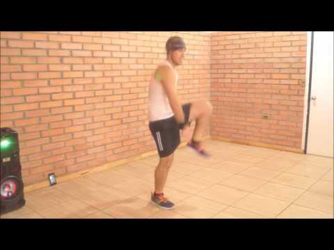 Mauro Neira C. CNCO - Hey DJ Zumba Fitness