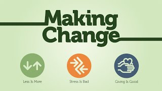 Making A Change Pt. 1 - With Pastor Lynn Clayton - Real Life Church of Galt