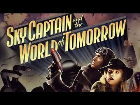 Sky Captain and the World of Tomorrow (2004) with Jude Law, Angelina Jolie, Gwyneth Paltrow Movie