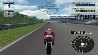 MotoGP 3 PS2 Gameplay HD (PCSX2)