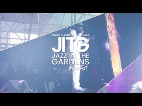 The 12th Annual Jazz in the Gardens Music Festival Recap
