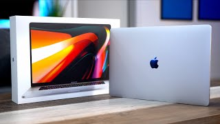 "Das neue 16"" MacBook Pro: Unboxing & Performance-Vergleich! - felixba"