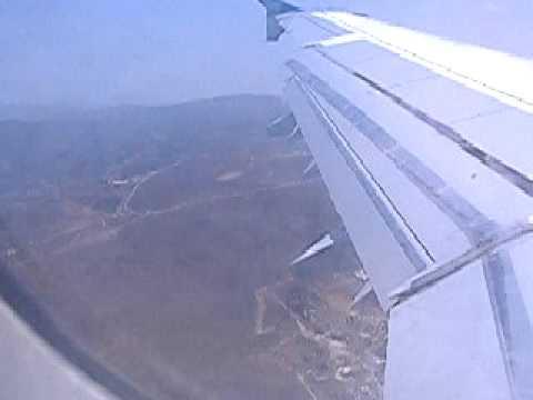 landing-in-heraklion-crete-(nikos-kazantzakis-airport)