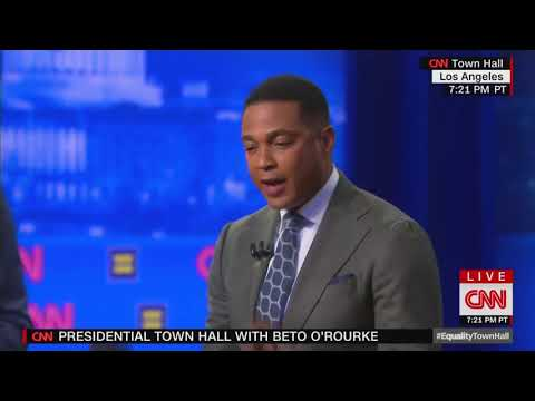 Chris Baker - CNN Gets Hijacked By A Trans of Color Don Lemon Panders Into A Brick Wall