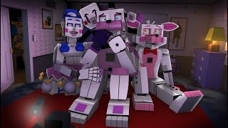 Minecraft FNAF- Funtime Freddy's Problem Minecraft Roleplay
