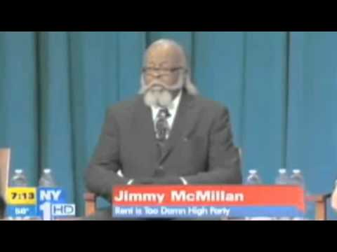 Youtube Poop - Jimmy McMillan - Breakfast Lunch And Dinner
