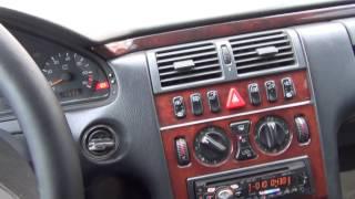 видео 4Matic Mercedes-Benz W210 c 1995 гг.